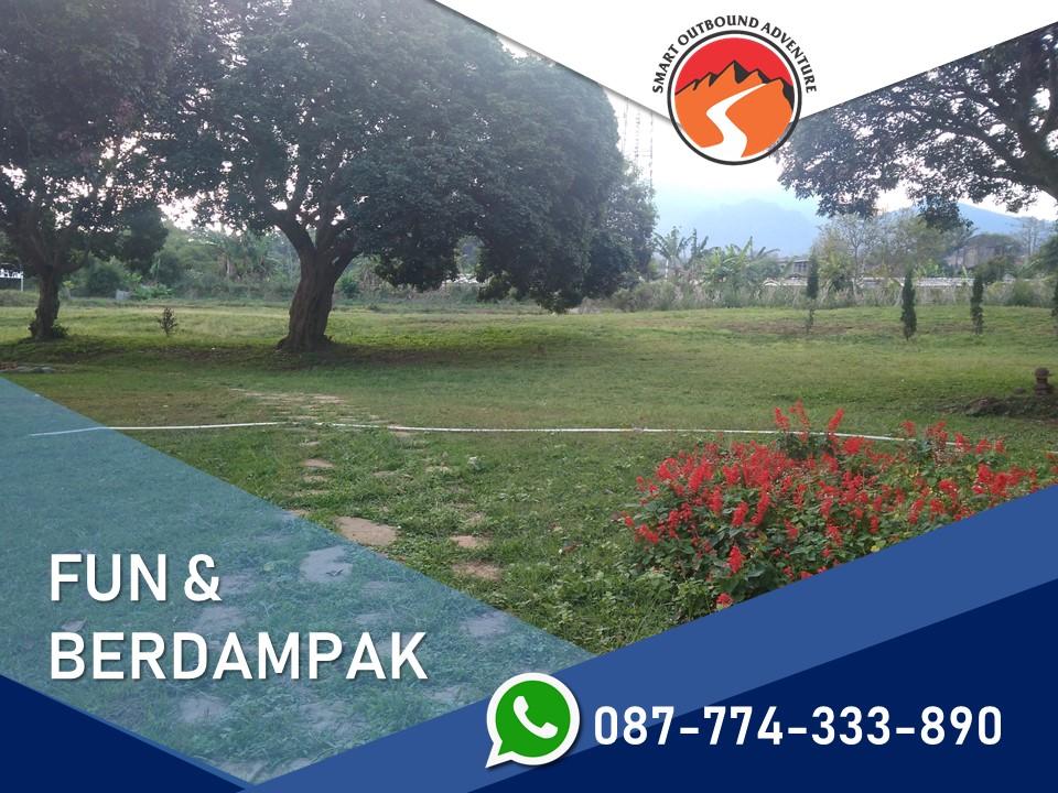 Outbound Di Bandungan Semarang