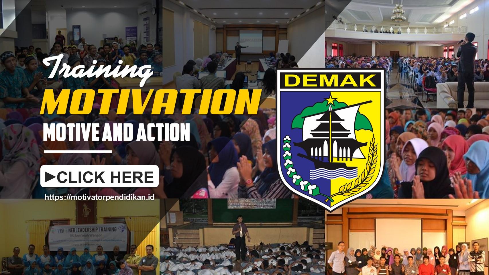 Motivator di Demak