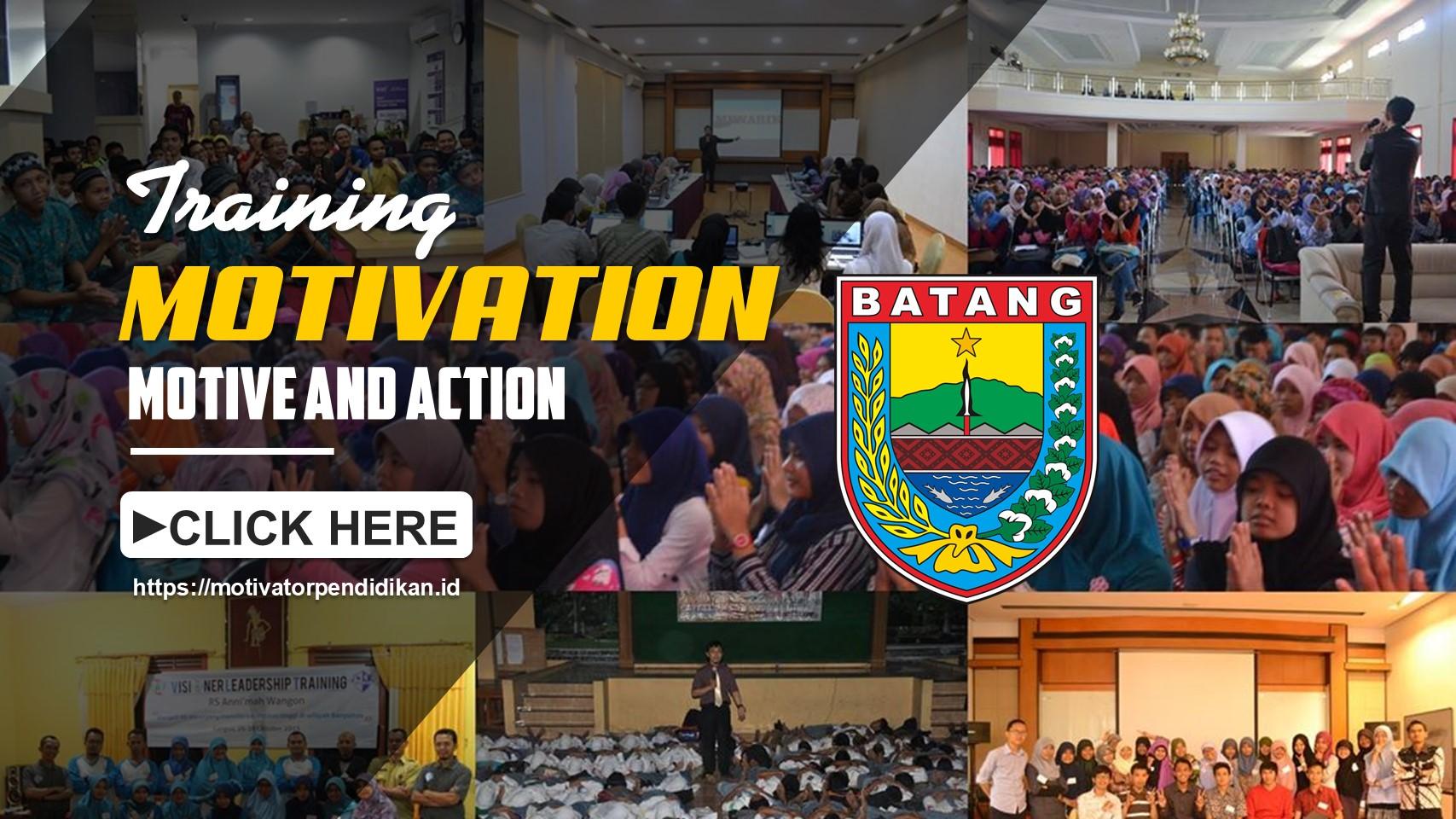 Motivator di Batang